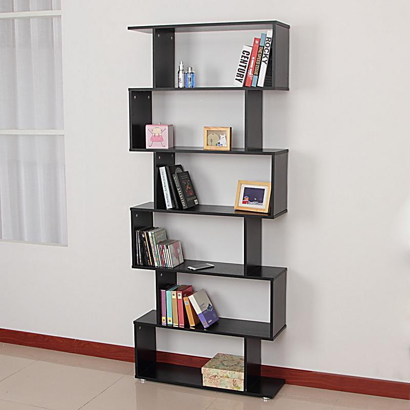 b cherregal mit 6 f cher jetzt bei bestellen. Black Bedroom Furniture Sets. Home Design Ideas