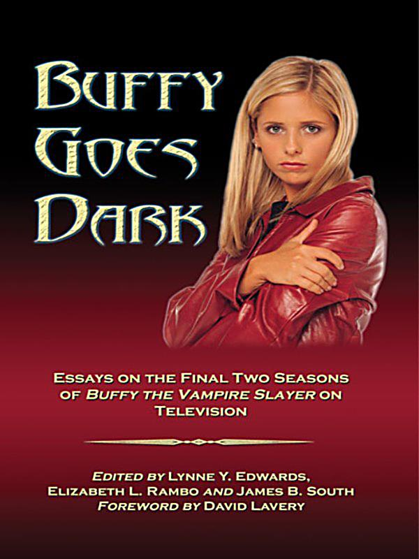 buffy the vampire slayer critical essays Collected essays from some of the finest scholars in musicology and media studies and assembled the book music, sound, and silence in buffy the vampire slayer.