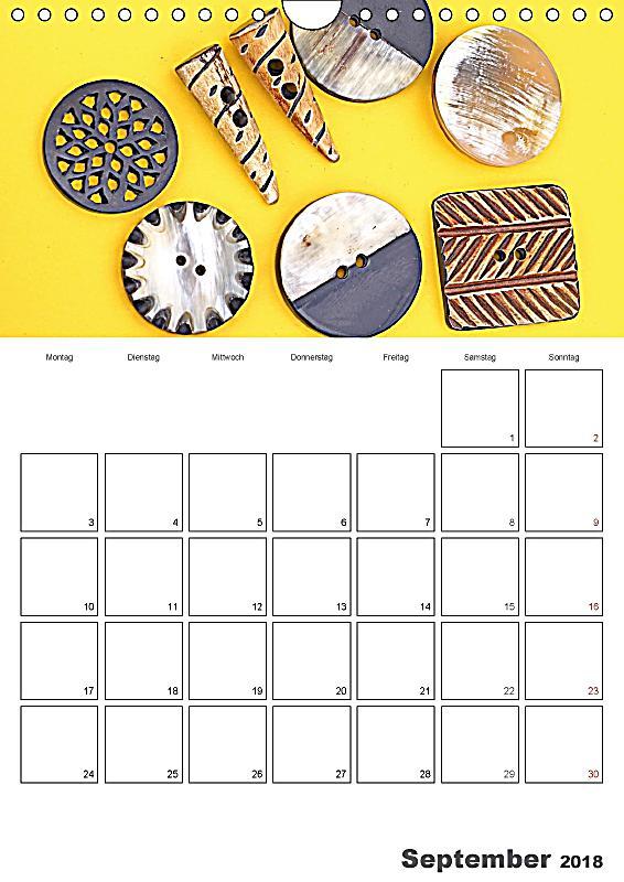 bunte kn pfe wandkalender 2018 din a4 hoch dieser erfolgreiche kalender wurde dieses jahr mit. Black Bedroom Furniture Sets. Home Design Ideas