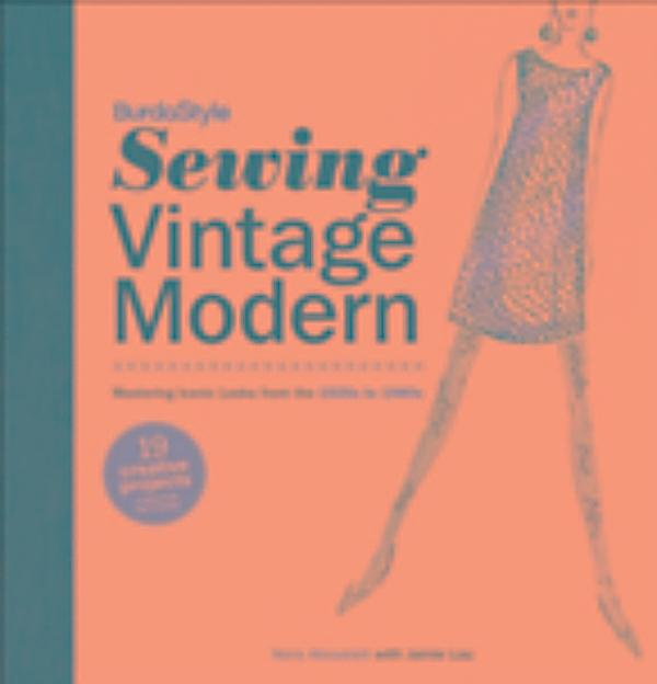 Burdastyle Sewing Vintage Modern Ebook