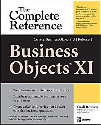 Business Objects Universe Design Best Practices