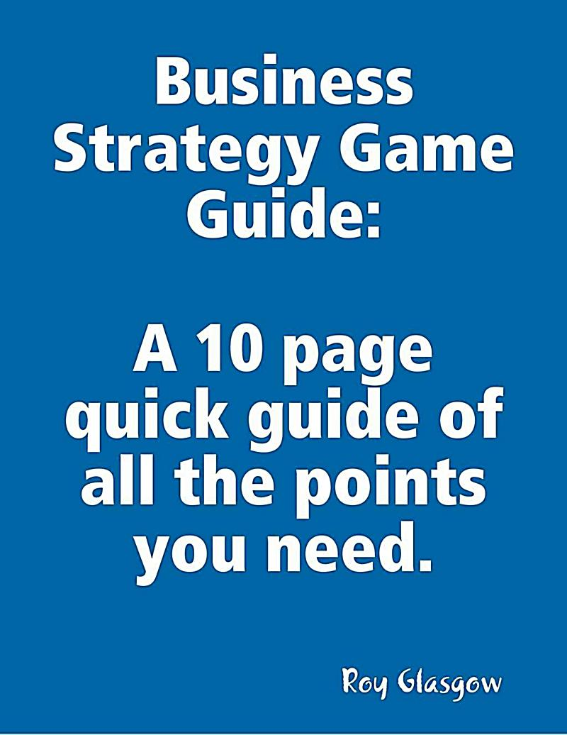 business strategy game how to win