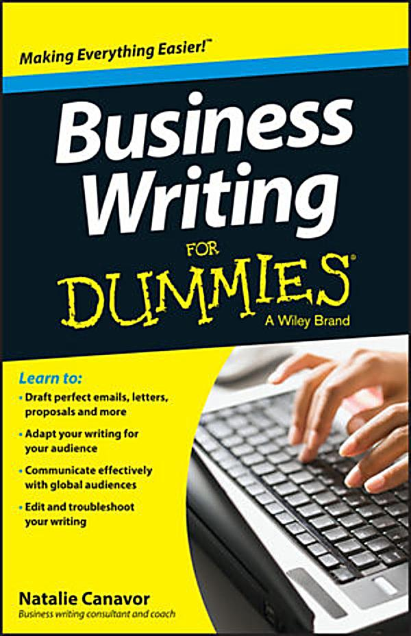 Business for dummies pdf download