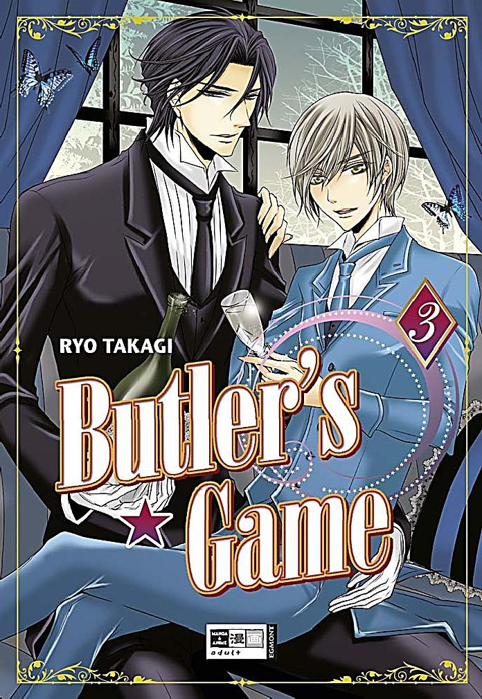 Butler 39 s game buch von ryo takagi jetzt bei for Mein butler