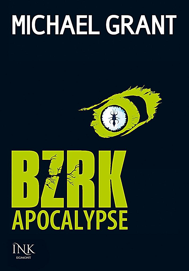 bzrk by michael grant war of Love the hunger games action-adventure thrillers with a dystopian twist bzrk (berserk) by michael grant, new york times best-selling author of the gone series.