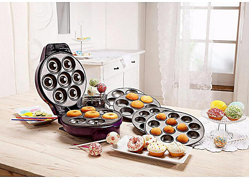 cake pop maker 3 in 1 jetzt bei bestellen. Black Bedroom Furniture Sets. Home Design Ideas