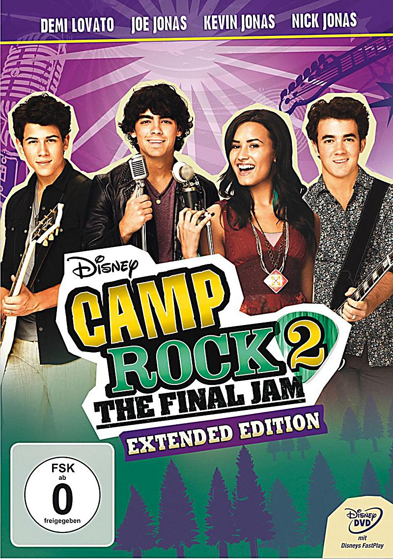 camp rock 2 dvd jetzt bei online bestellen. Black Bedroom Furniture Sets. Home Design Ideas