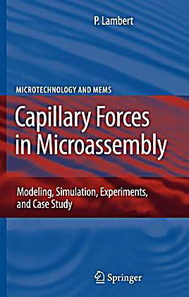 capillary forces in microassembly buch portofrei bei. Black Bedroom Furniture Sets. Home Design Ideas
