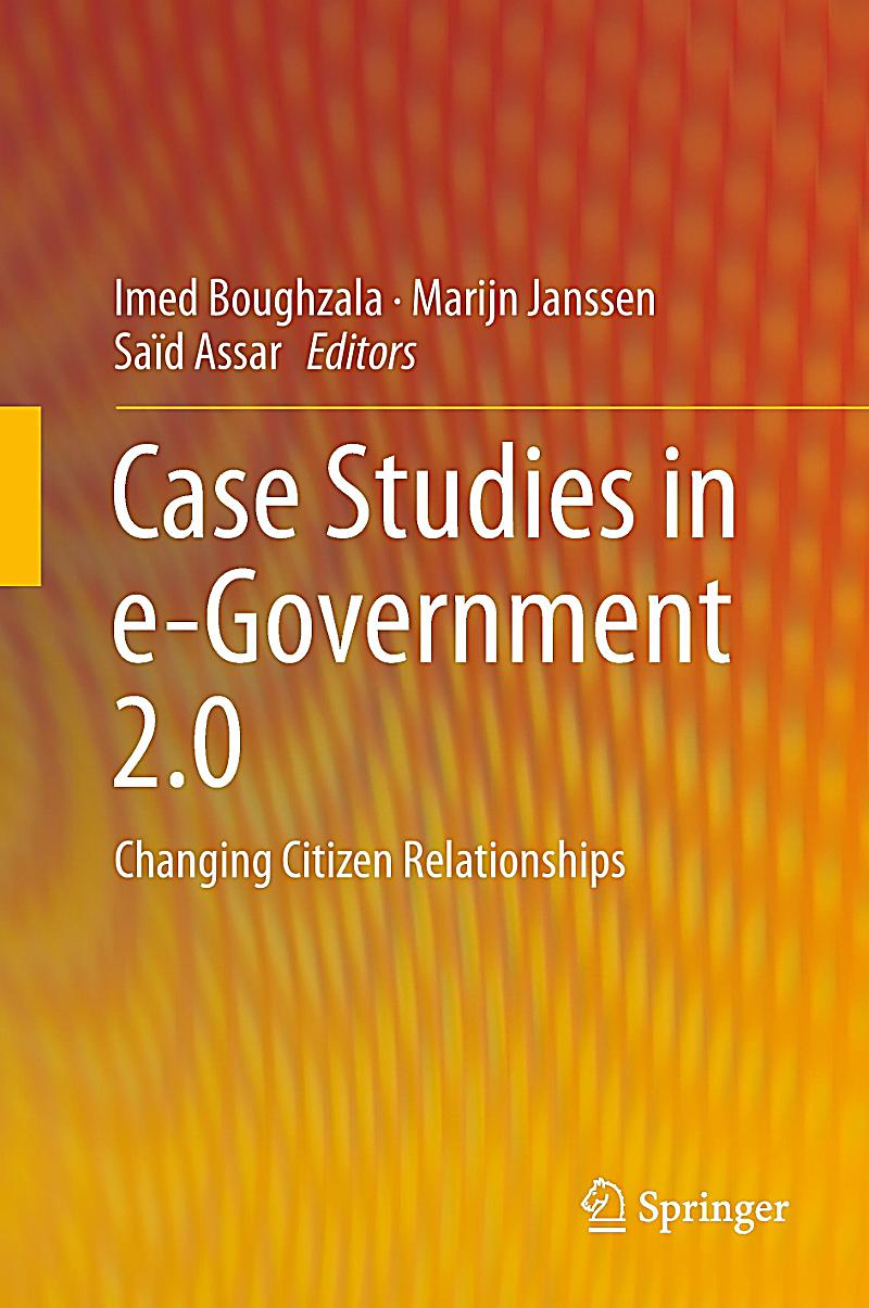 case study e governance E-governance in a fisherman's community: a case study of pondicherry b bowonder, akshay jain and narendra kumar abstract e-governance can make governance more efficient and more effective by improving.