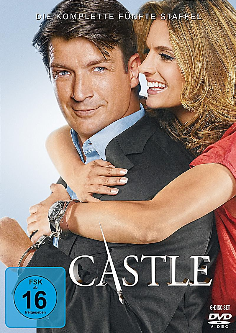Castle Staffel 6 Dvd