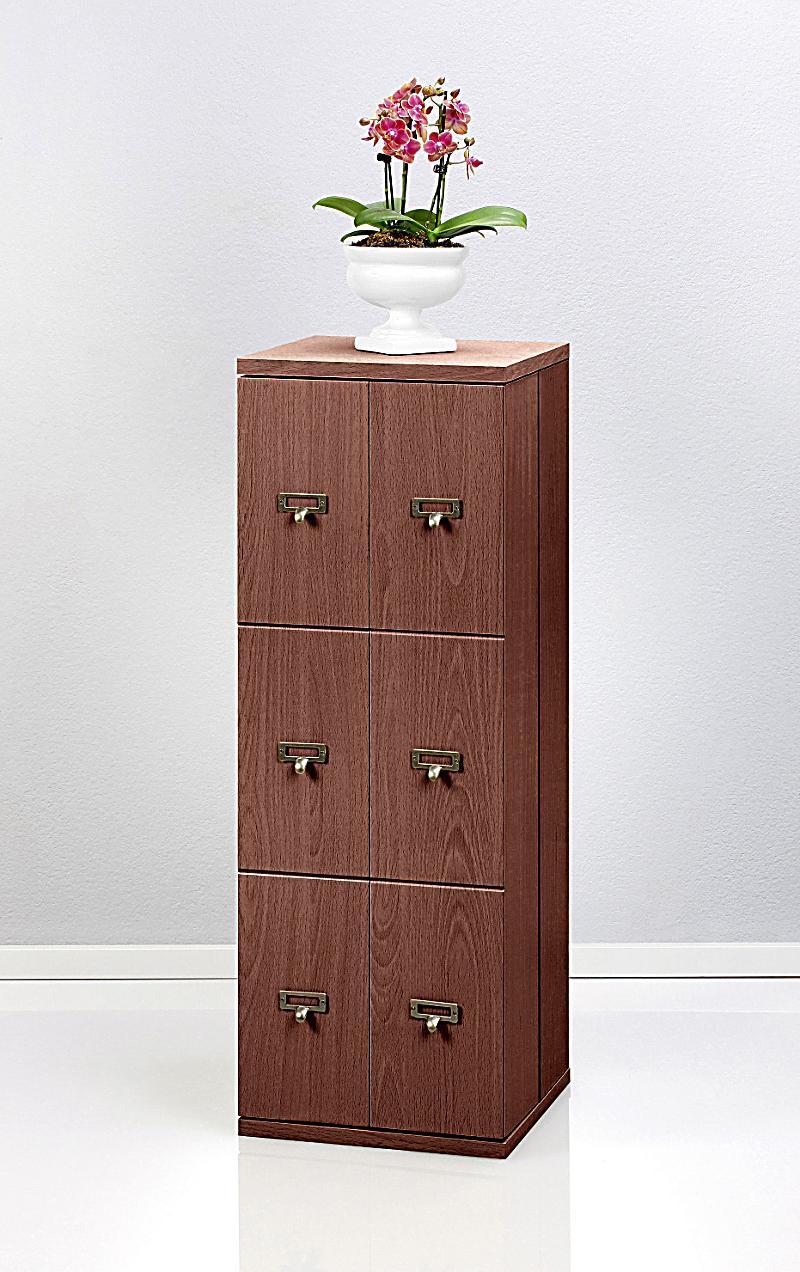 cd schrank bergamo f r 296 cds farbe antik. Black Bedroom Furniture Sets. Home Design Ideas