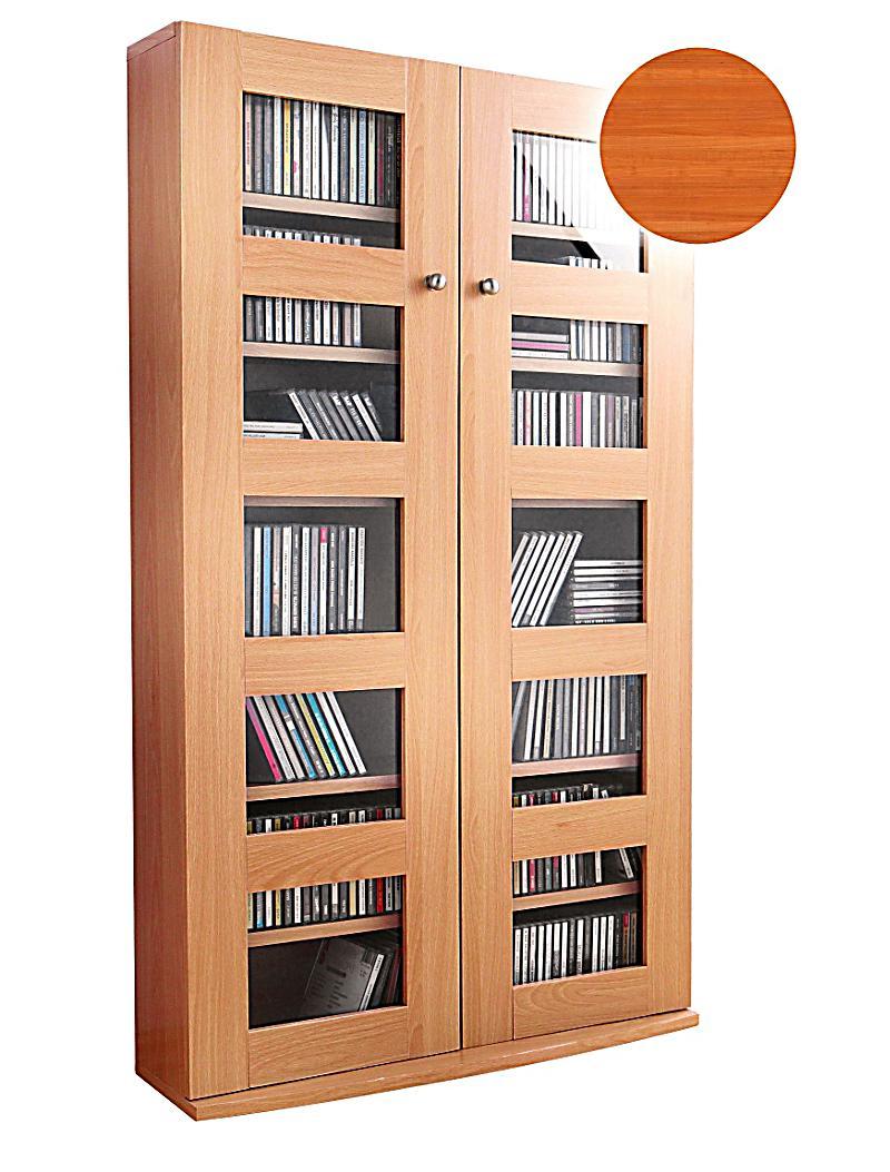 cd schrank farbe kirsche jetzt bei bestellen. Black Bedroom Furniture Sets. Home Design Ideas