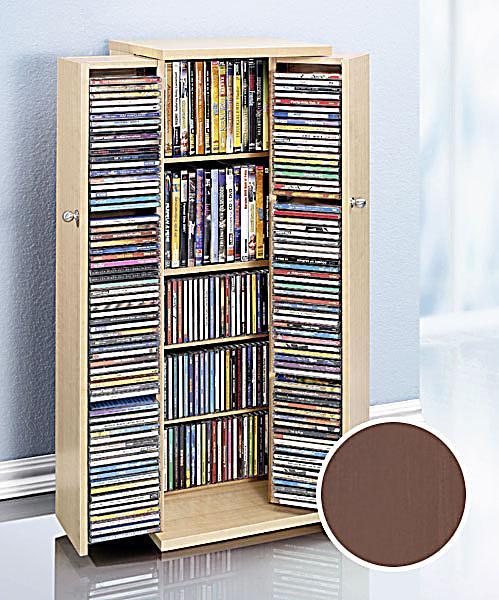 cd schrank f r 296 cds farbe antik bestellen. Black Bedroom Furniture Sets. Home Design Ideas
