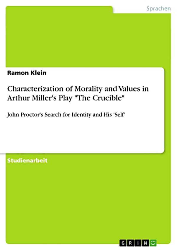an interpretation of arthur millers 1953 play the crucible Arthur miller wrote the crucible in 1953, during the era of mccarthyism in the united states the play, which is a fictionalized account of the salem witch trials, is an allegory (or extended metaphor) about mccarthyism during the time period of mccarthyism, which lasted approximately from 1950 to 1956 (with effects.