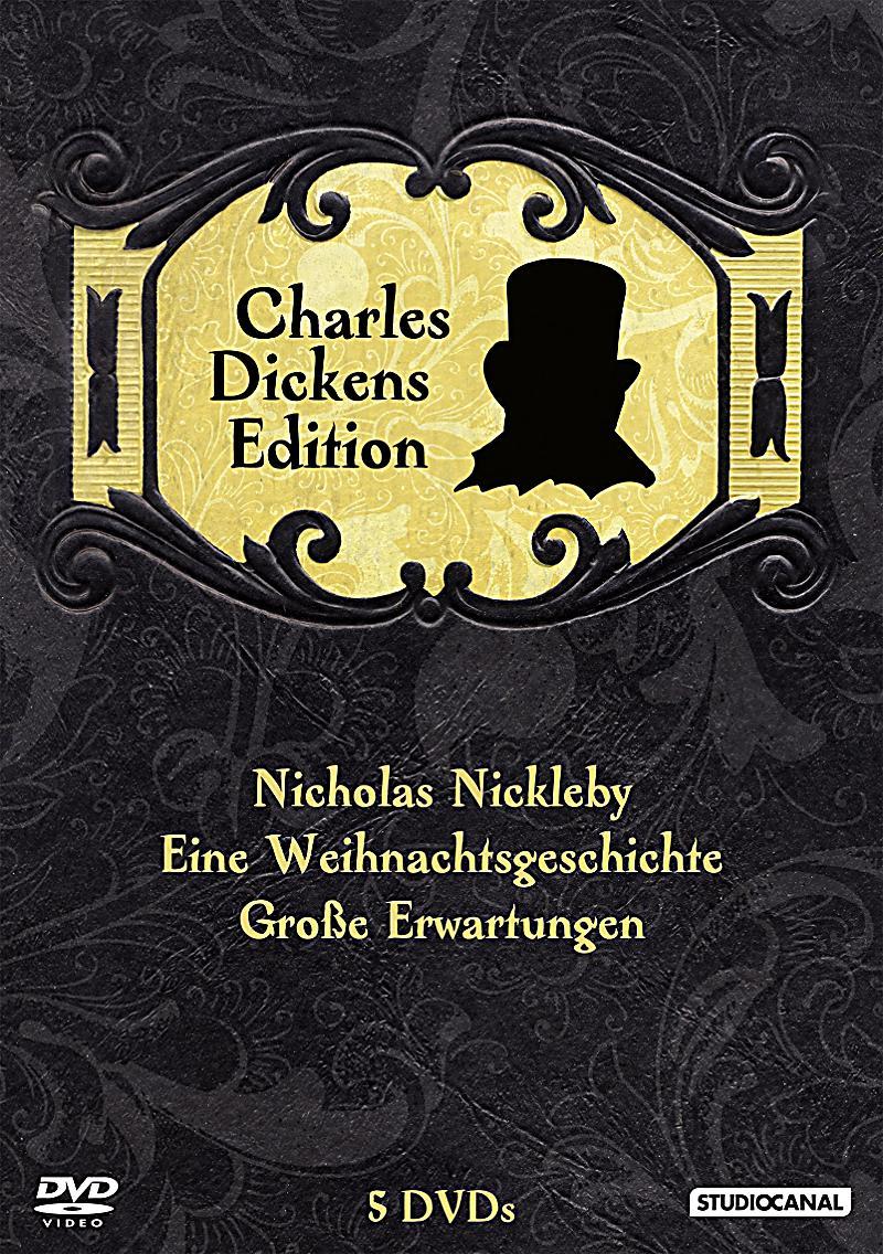 Charles Dickens Edition DVD bei Weltbild.ch bestellen