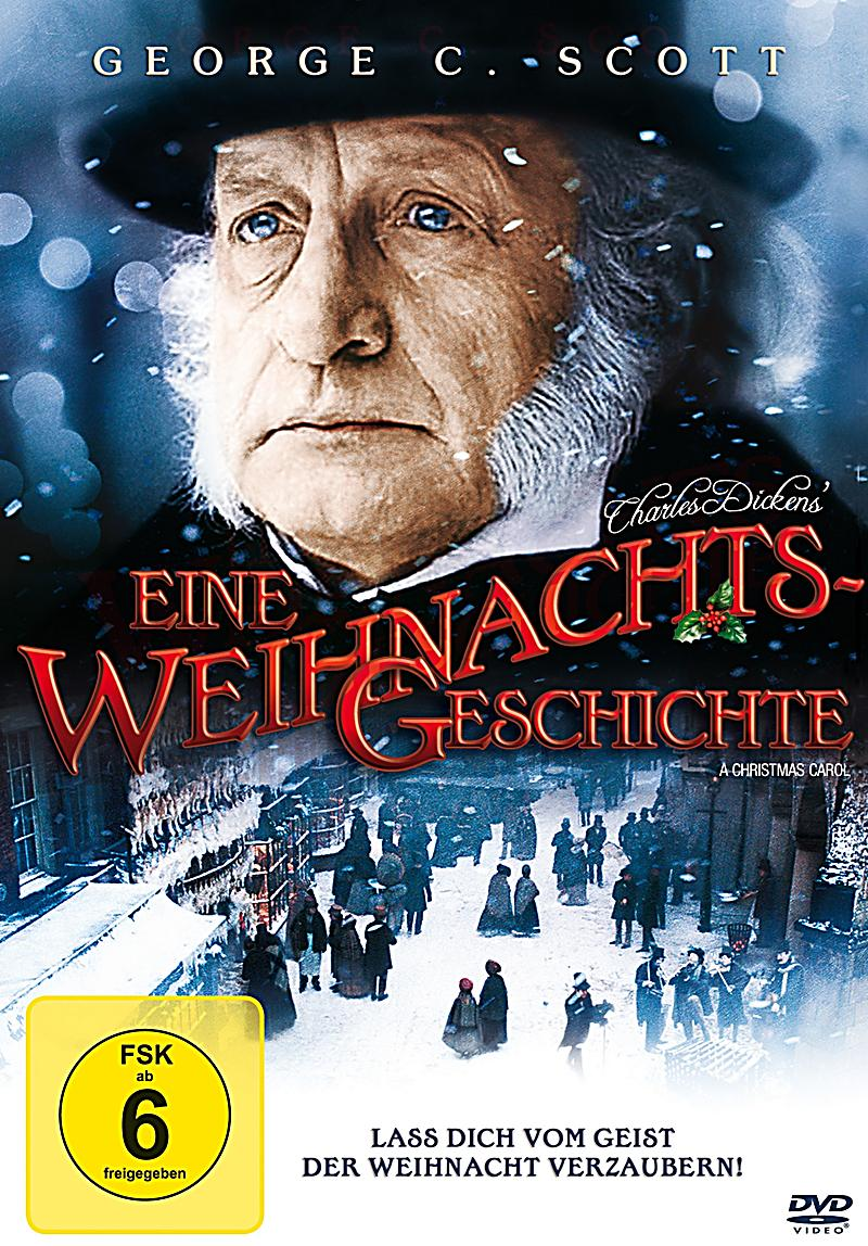 charles dickens eine weihnachtsgeschichte dvd. Black Bedroom Furniture Sets. Home Design Ideas