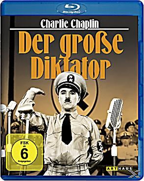 charlie chaplin der gro e diktator blu ray. Black Bedroom Furniture Sets. Home Design Ideas