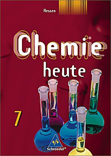 chemie heute sekundarstufe i ausgabe 2008 f r hessen 7 schuljahr sch lerband buch. Black Bedroom Furniture Sets. Home Design Ideas