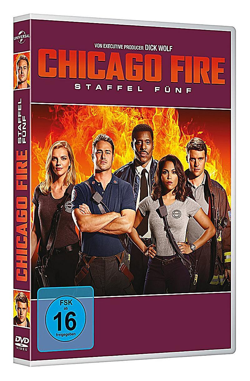 Staffel 5 Chicago Fire
