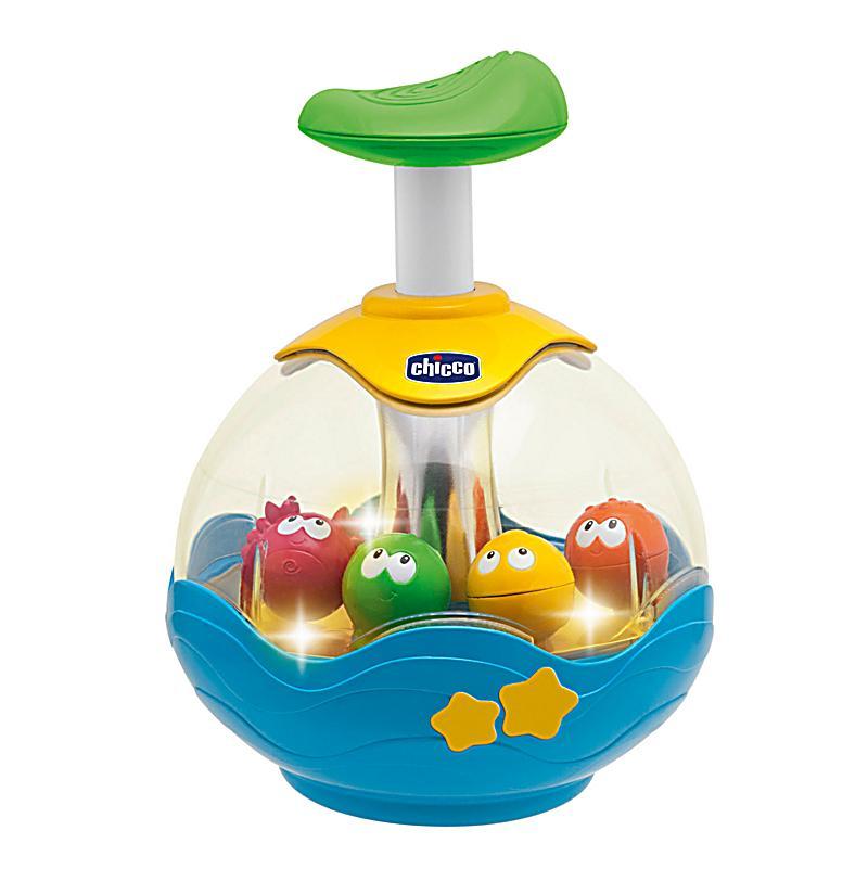 Chicco kreisel aquarium babyspielzeug bestellen weltbild
