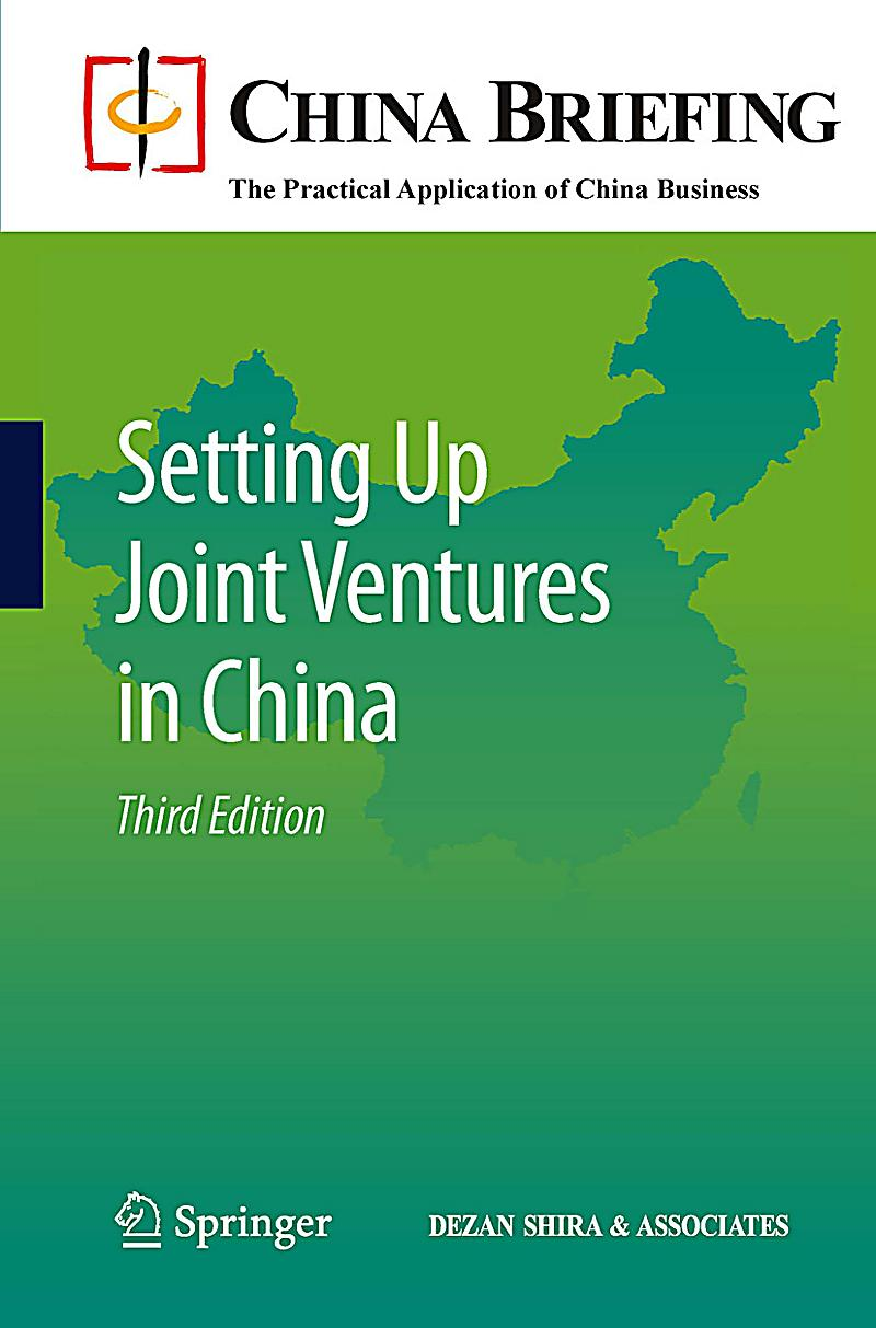 joint venture in china Is meant to assist counsel in forming a joint venture in china however this paper  is only  there are two types of chinese joint ventures: equity and cooperative.
