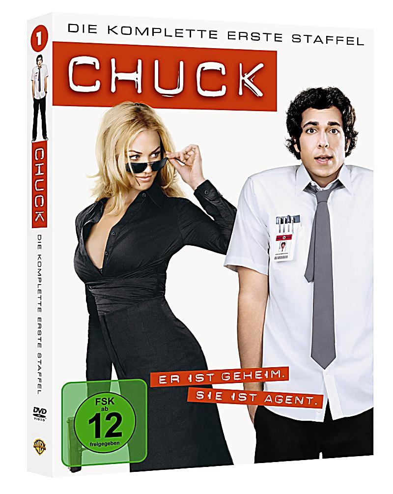 chuck staffel 1 dvd jetzt bei online bestellen. Black Bedroom Furniture Sets. Home Design Ideas