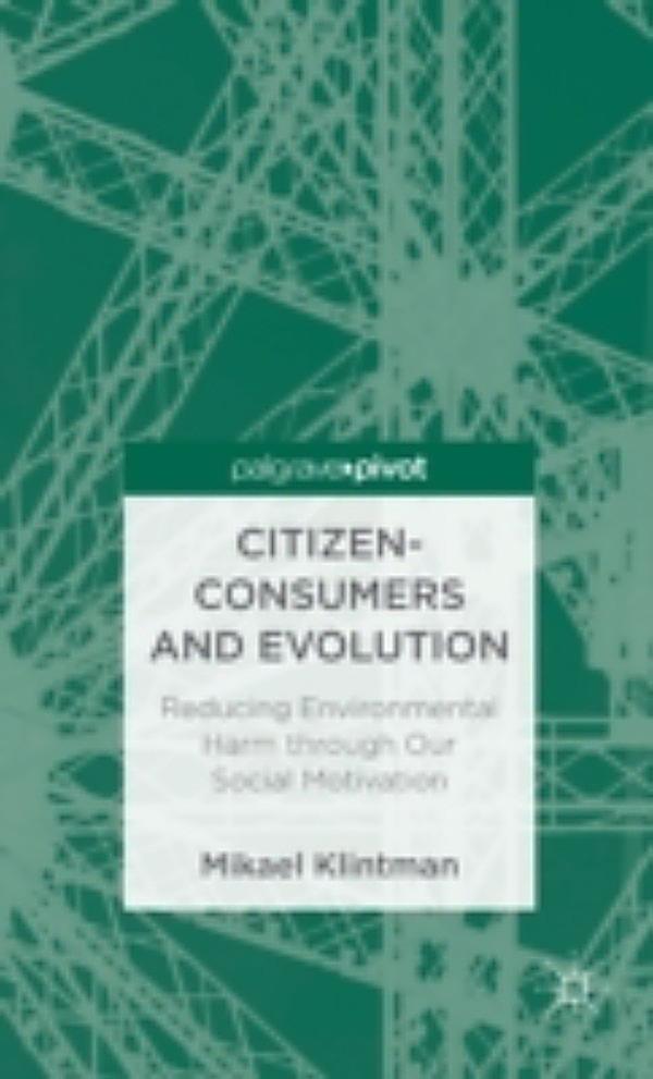 Citizen-Consumers and Evolution: ebook jetzt bei Weltbild.at