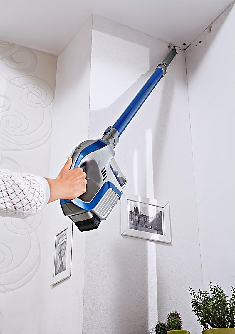 cleanmaxx zyklon handstaubsauger akku. Black Bedroom Furniture Sets. Home Design Ideas