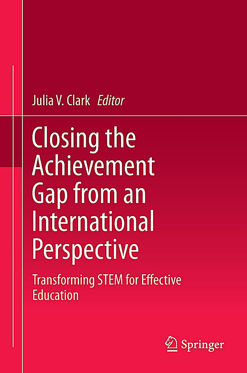 Students Affected by Achievement Gaps
