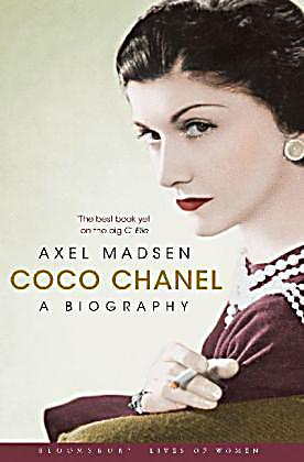coco chanel buch von axel madsen jetzt bei bestellen. Black Bedroom Furniture Sets. Home Design Ideas