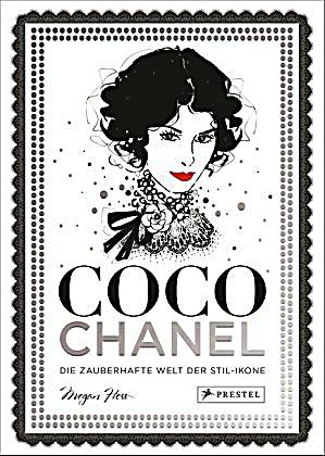 coco chanel buch von megan hess jetzt bei bestellen. Black Bedroom Furniture Sets. Home Design Ideas