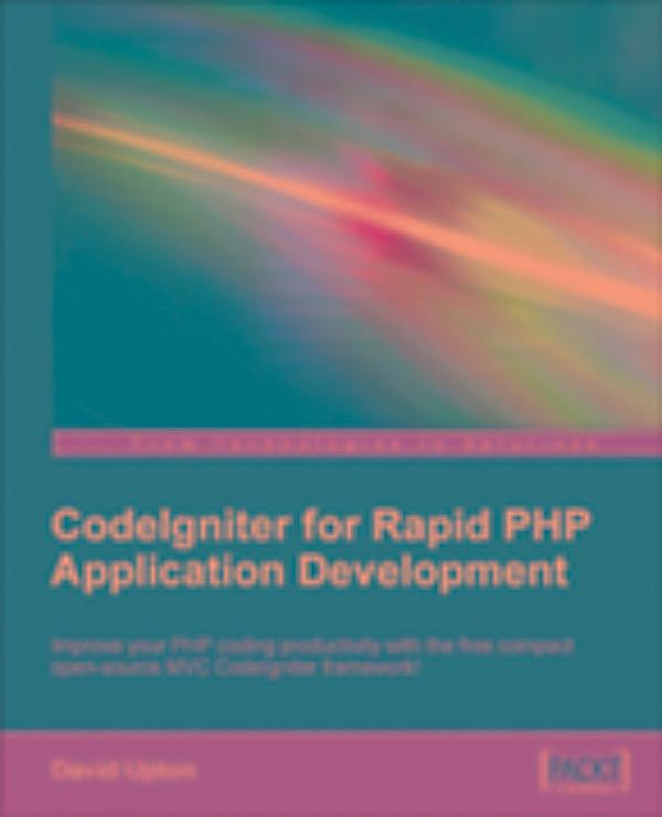 Codeigniter for rapid php application development rar sebas iannini download comment rate plugins provided community members third party companies or post own create basic web service using php mysql xml fandeluxe Images