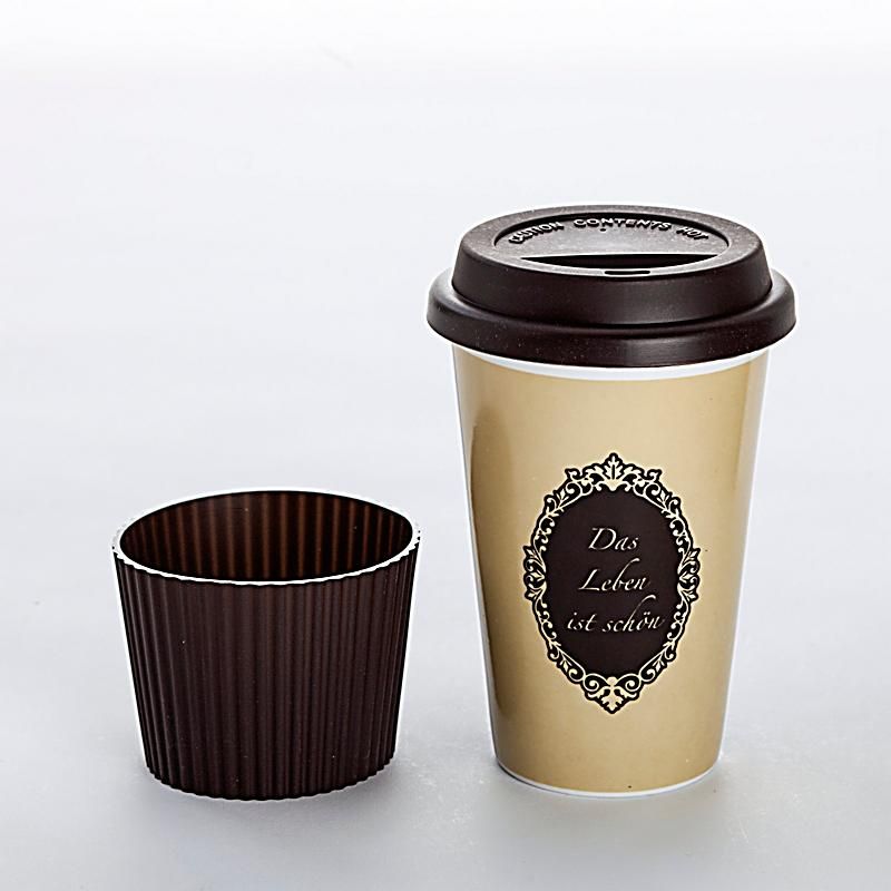 coffee to go becher ich bin sch ner bestellen. Black Bedroom Furniture Sets. Home Design Ideas