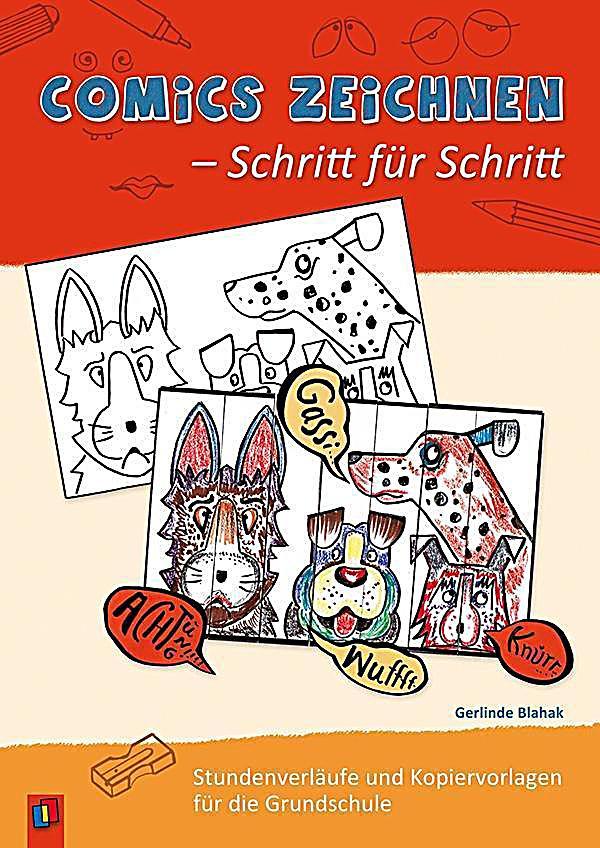 Comics zeichnen - Schritt für Schritt Buch portofrei - Weltbild.at