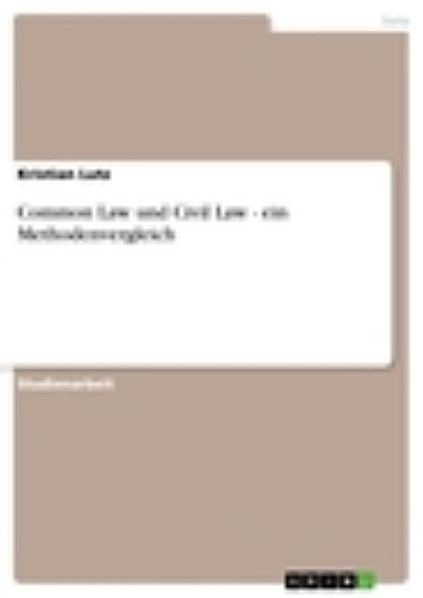 principles of common law pdf