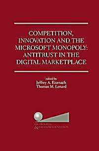 antitrust law and the microsoft crisis Their highest-profile recent target has been microsoft  even if badly enforced, antitrust laws can deter the worst sorts of monopoly abuses.