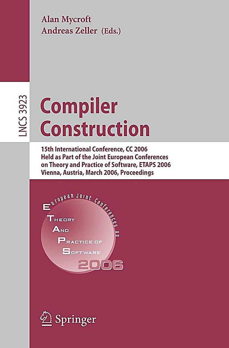 ebook Compiler design: theory,