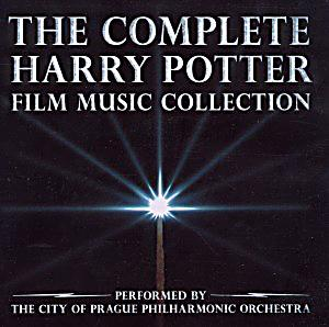 Complete harry potter film music collection von various for Sejour complet harry potter