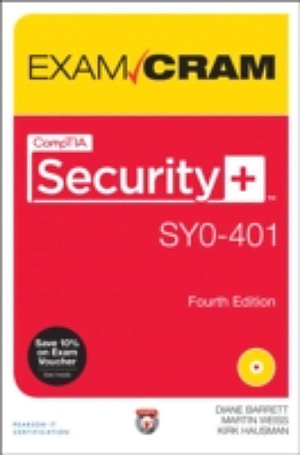 Comptia Security Syo 401 Exam Cram Ebook Jetzt Bei