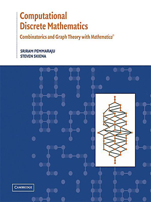 computational discrete mathematics sriram pemmaraju pdf
