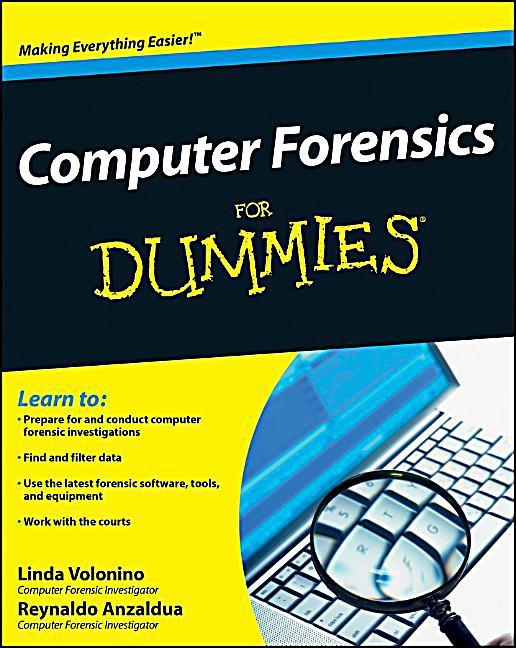forensics for dummies free pdf