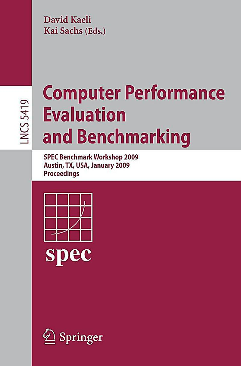 Performance Evaluation | Computer Performance Evaluation And Benchmarking Buch Portofrei