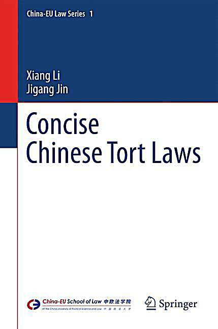 china s tort law Hong kong—china's parliament has passed legislation setting out liability, known as tort, including a clause granting equal compensation to rural and city dwellers in accidental death and.