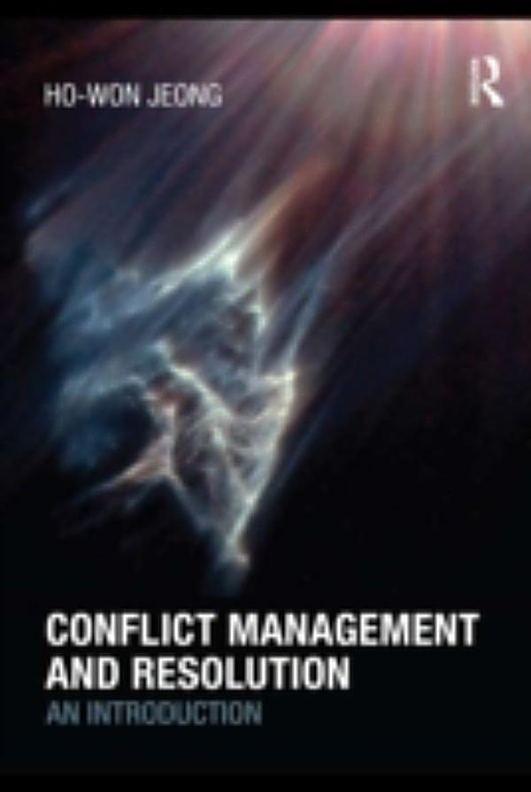 conflict management and dispute resolution Conflict resolution professionals work in a range of fields, including business, law, education, healthcare, and government they act as arbitrators, mediators.
