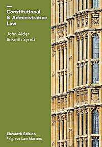 relationship of administrative law and constitutional