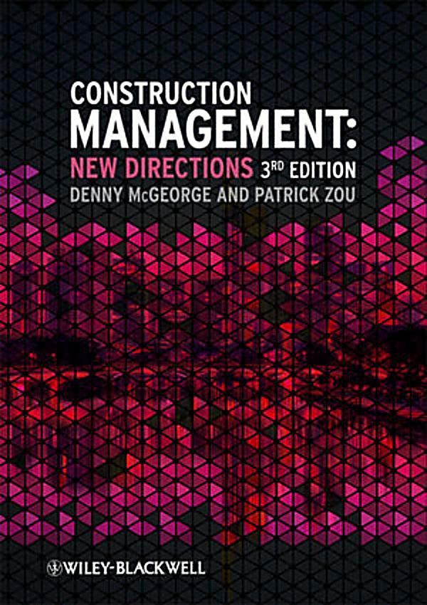 construction management books pdf download