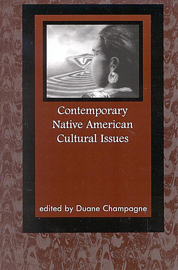 contemporary native american issues essay Native american religious and cultural freedom: an introductory essay history of native american religious and cultural freedom a on native american.