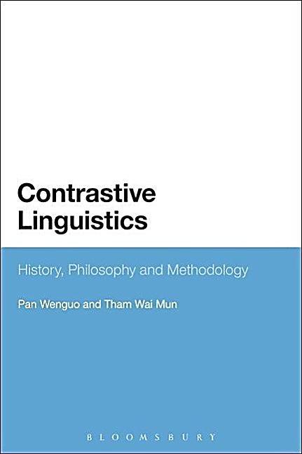 comparative and contrastive linguistics pdf