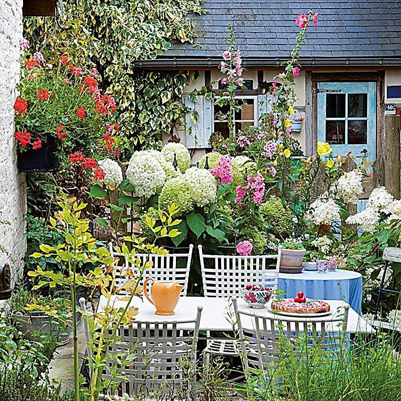 Cottage garden bauerngarten 2018 kalender bei for Cottage garden designs australia