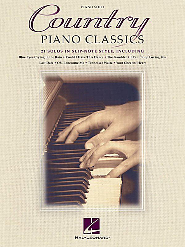 Country piano classics ebook jetzt bei als for Piano house classics